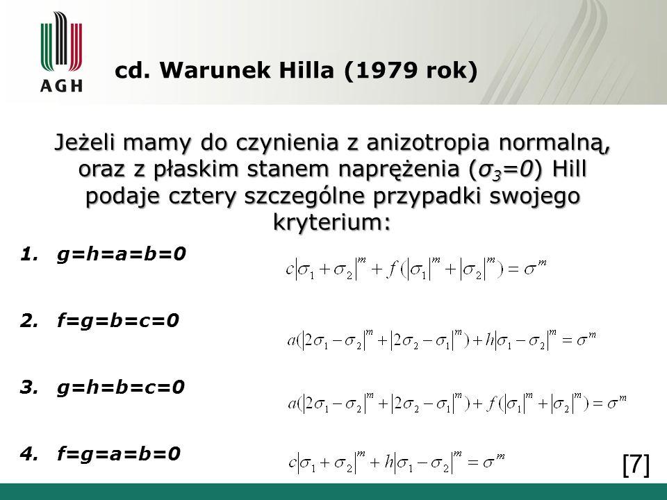 [7] cd. Warunek Hilla (1979 rok)